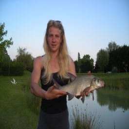 silver-bream-caught-at-Smallwater-lake-france